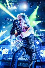 Arch Enemy + support - Trädgår'n, Gothenburg 03.02.18