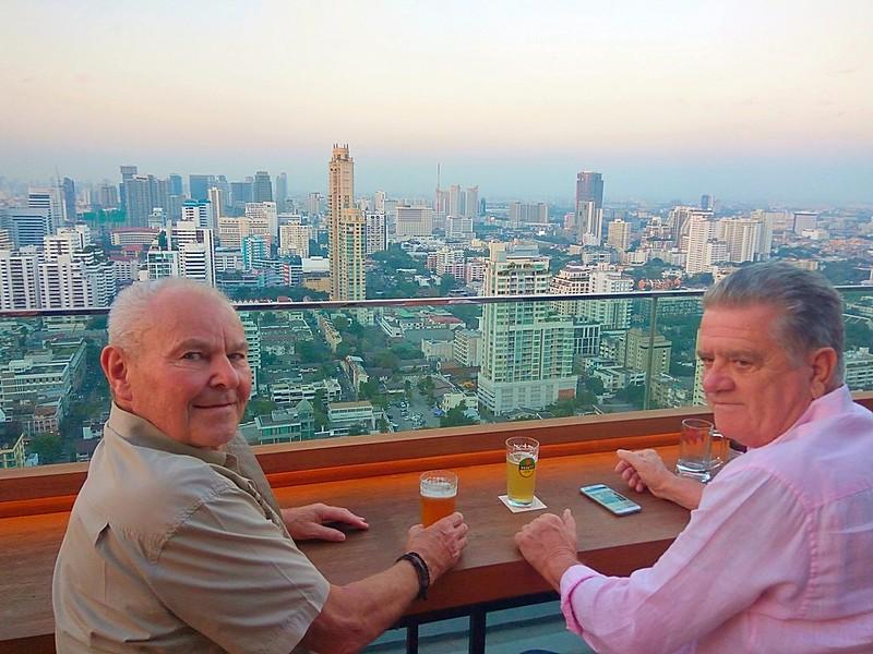 Spectacular Bangkok Rooftop Bars