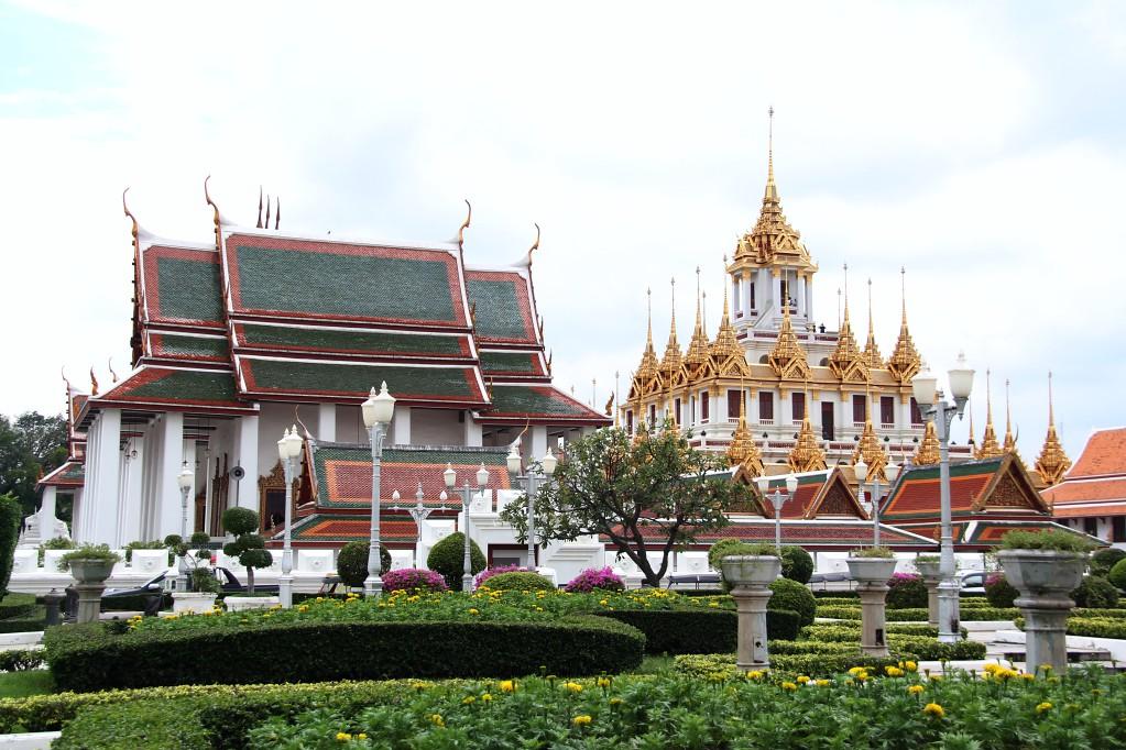 Бангкок, часть вторая - пять самых взрачных ватов города