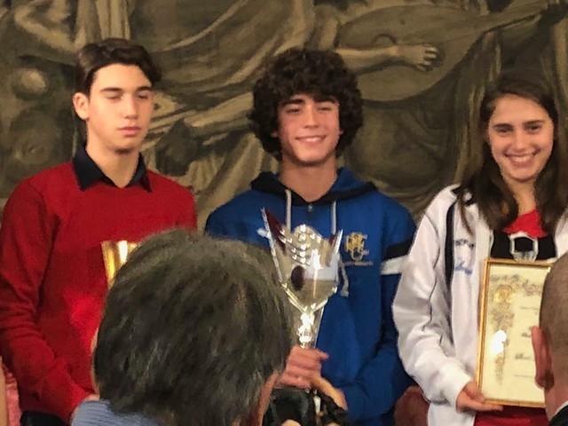 UNDER 14 - Stagione 2017/18 - Premio S. Ilario per lo sport
