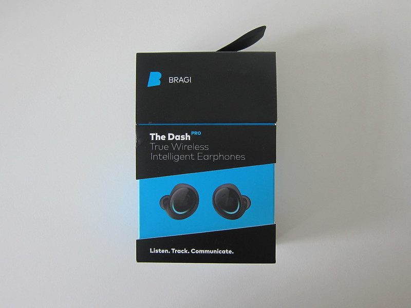 Bragi The Dash Pro - Box Front