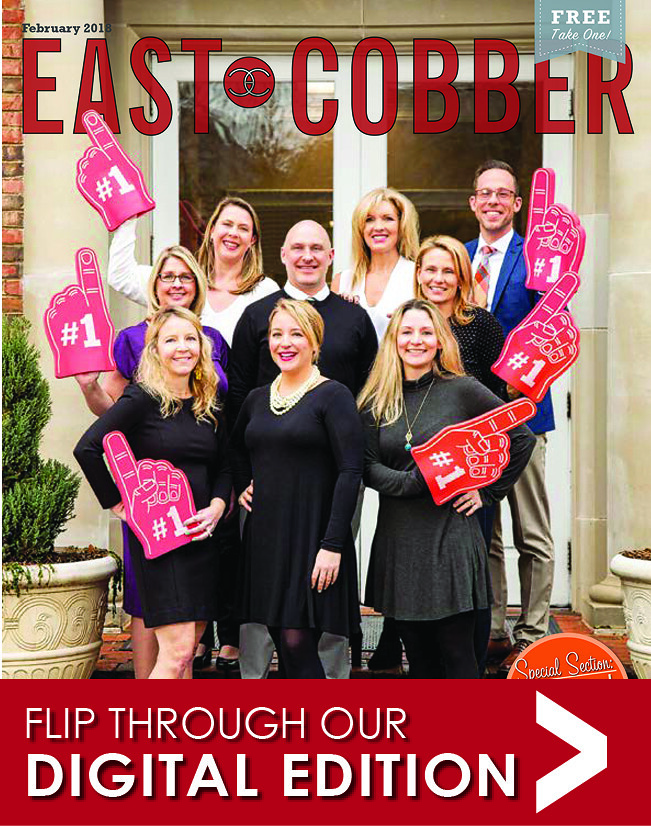 EAST COBBER February 2018 issue