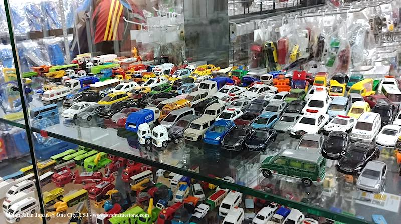 Koleksi Kereta Jalan Jalan Japan One City