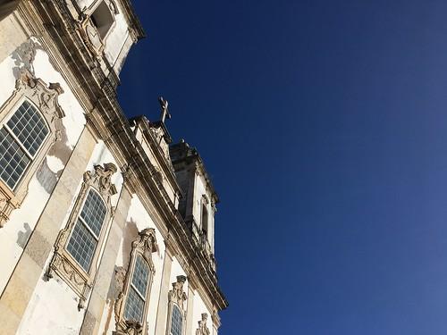 Igreja do Carmo - fachada