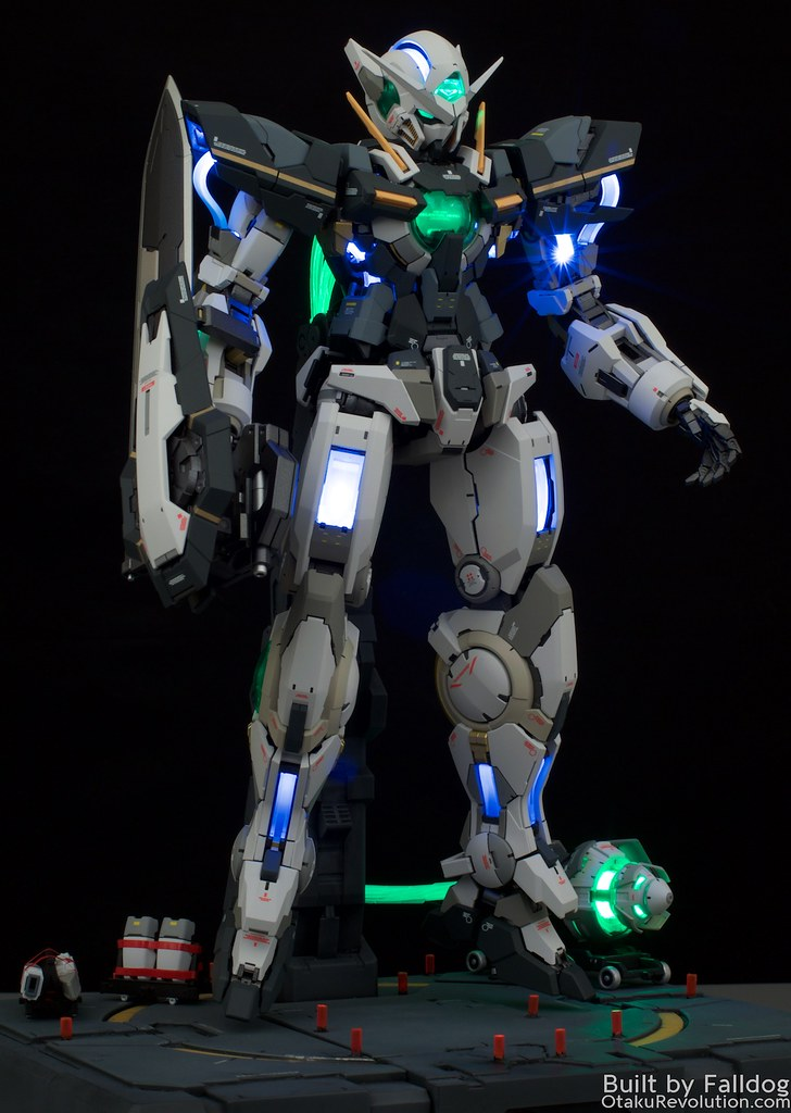 PG Exia - Completed Build 14