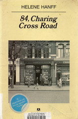 Helene Hanff, 84 Charing cross road