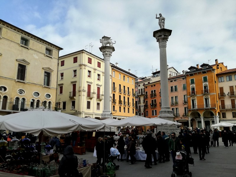 que ver en Vicenza