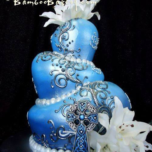 Cake by Bamboo Bakery