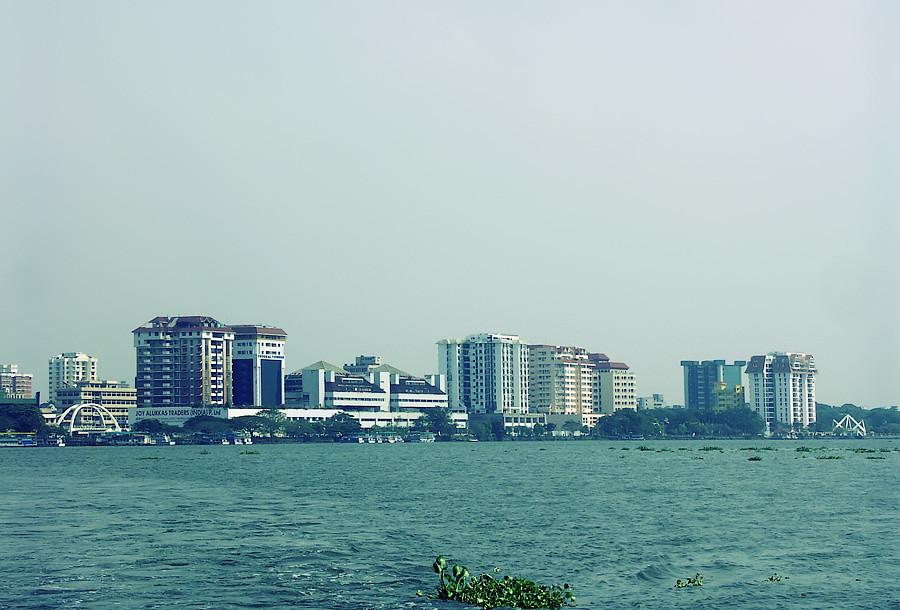 Кочин. Путешествие на острова. Керала, Индия © Kartzon Dream - авторские путешествия, авторские туры в Индию, тревел видео, фототуры