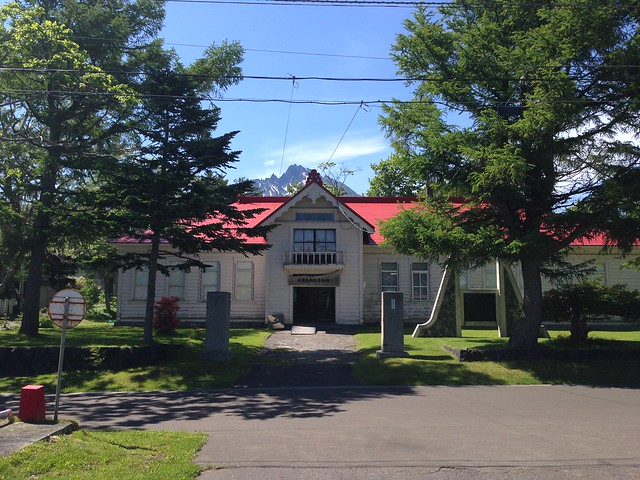 hokkaido-rishiri-island-local-history-museum-appearance-01