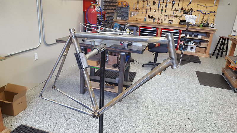 Road Frame Available - 57.5cm