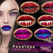 *Birth* Penelope Lips - Vamp Set 3
