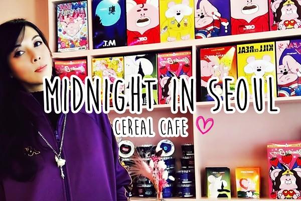 Midnight in Seoul - Gangnam - Seoul - South Korea
