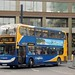 Stagecoach 19263 MX08GOH Piccadilly Gardens Manchester 11 January 2018