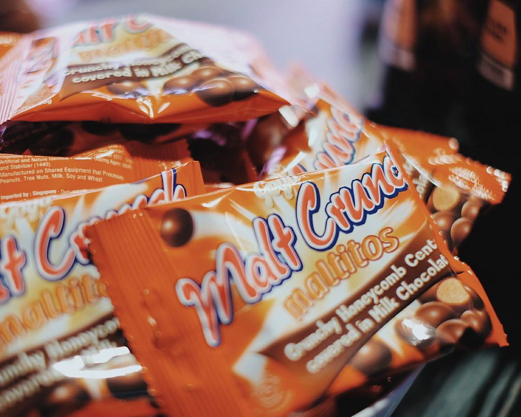 Goya Malk Crunch Malteasers
