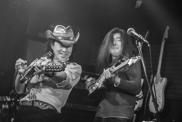 鈴木Johnny隆バンド with O.E. Gallagher session at Crawdaddy Club, Tokyo, 20 Jan 2018 -00579