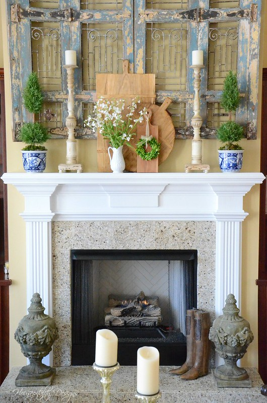 Winter Mantel-Housepitality Designs-7