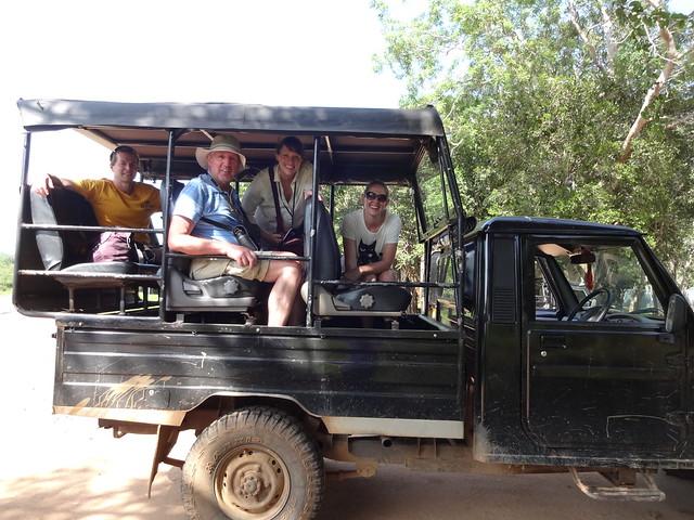 Yala Safari fun!, Sony DSC-WX150