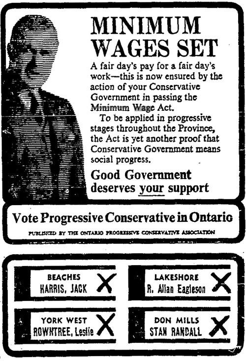 star 1963-09-06 minimum wage campaign ad p13
