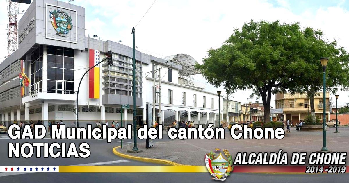Alcaldía de Chone suspende día productivo en Canuto