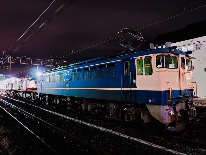 EF65 1131