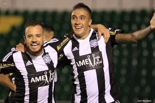 Figueirense 1x0 Brusque - Campeonato Catarinense 2018