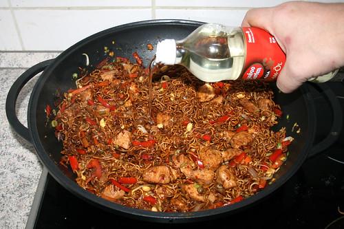 54 - Mit Sesamöl verfeinern / Refine with sesame oil