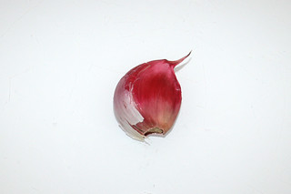 10 - Zutat Knoblauch / Ingredient garlic