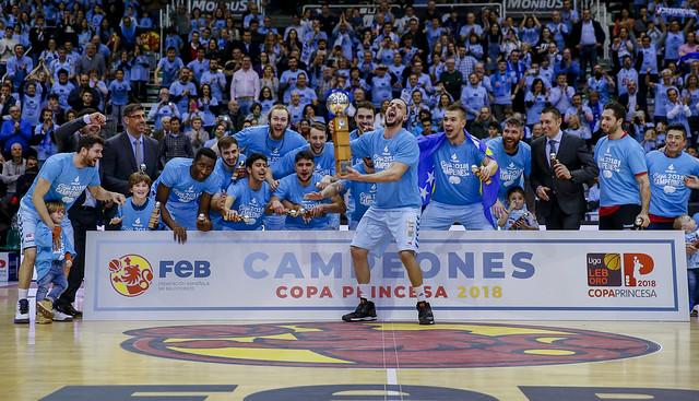 #CopaPrincesaLEB: Cafés Candelas vs ICL Manresa (03·02·2018)