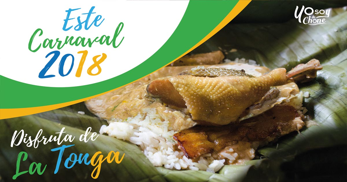 Tonga de gallina criolla