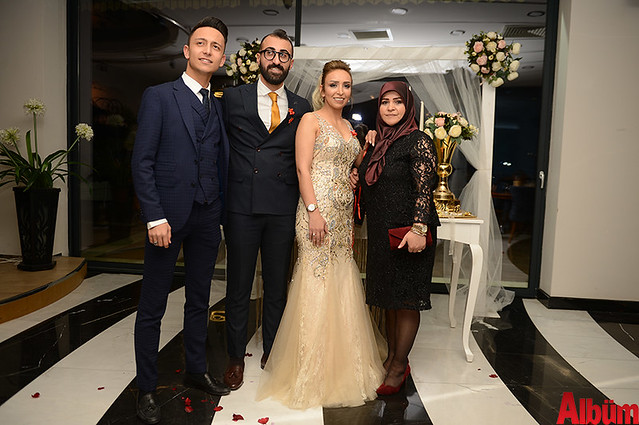 Nurullah Torun, Murat Özen, Berna Torun, Hülya Torun