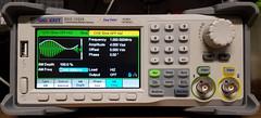 Siglent SDG 1032X Signal Generator