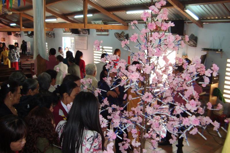 Giáo xứ Sơn Nguyên đón xuân Mậu Tuất 2018