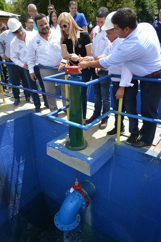 Invertidos $2.200 millones en ampliación de la planta de agua potable de Calima - Darién
