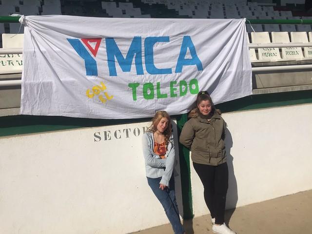 Grada + que fútbol Ymca (Domingo 25 de febrero de 2018)