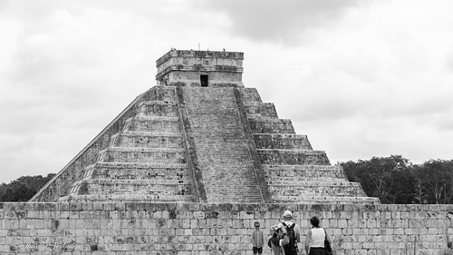 Chichén-Itzá, Yucatan, Mexico