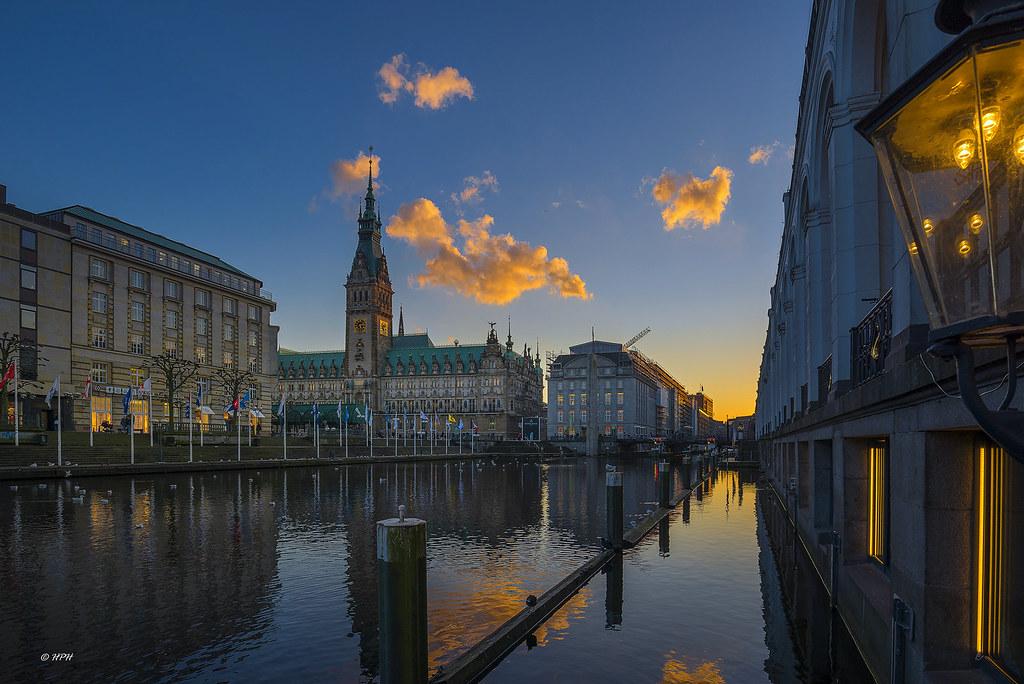 Hotel Hambourg Gare Centrale