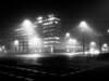 Nebel Kreuzung