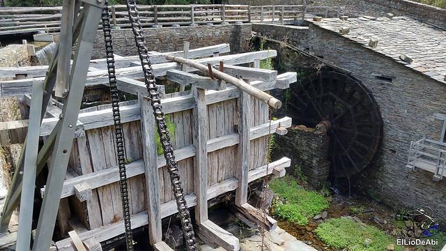 Molinos de agua en Taramundi 7