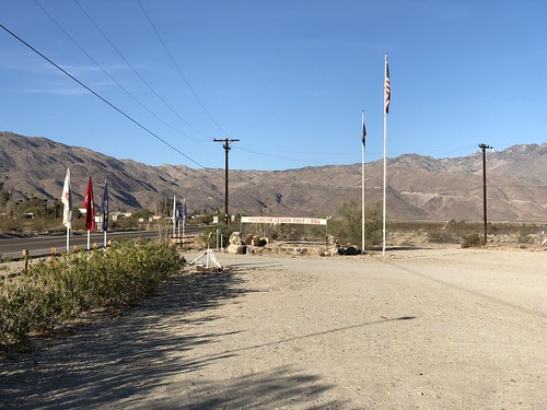Borrego Springs - the Legion