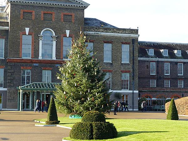 le palais de Kensington