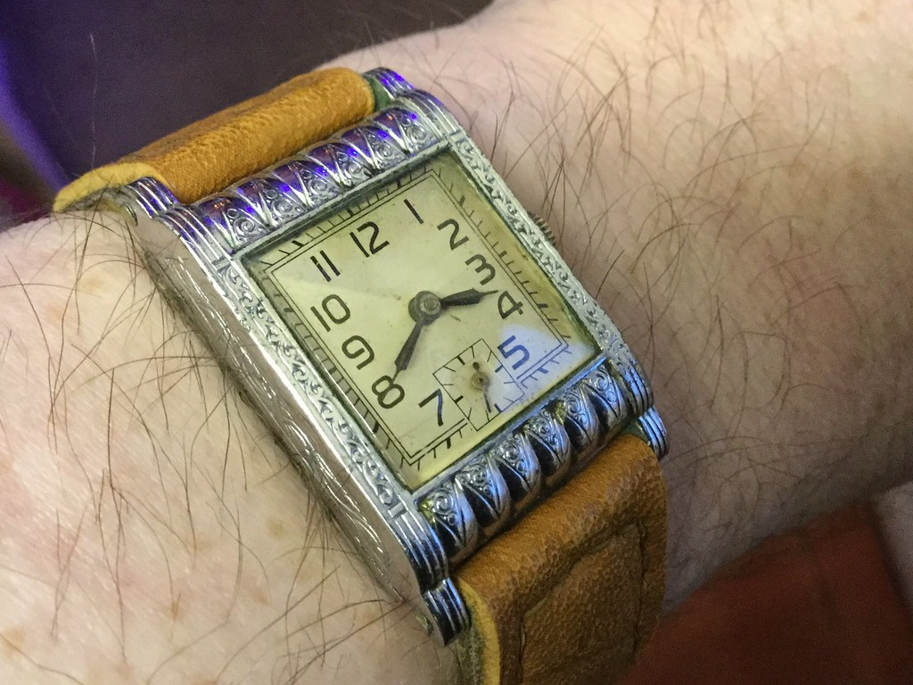 9c60c1c1df0 Who Loves a Tank    - Vintage Watches - The Watch Forum