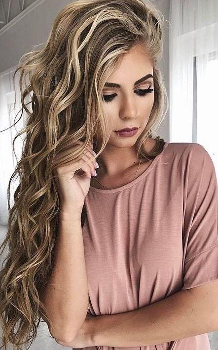 Long Blonde Hair Highlights Hairstyles 50 Variants Of Blonde Hair Color Best Highlights For Blonde Hair