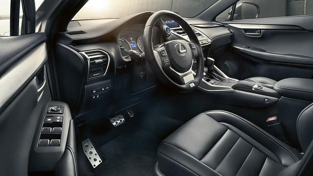 Lexus NX 300h dop