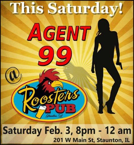 Agent 99 2-3-18