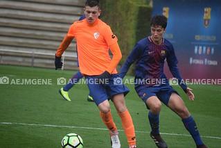 FC Barcelona - AE Josep Maria Gené