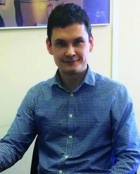 Руслан Саяпов, инженер по горному инструменту Sandvik в регионе СНГ