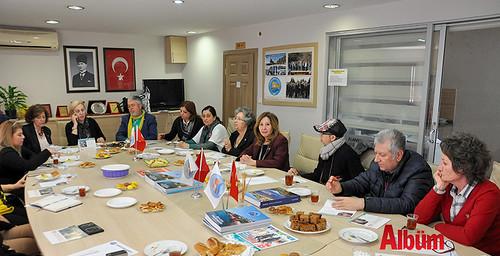 Alanya Kent Konseyi 8 Mart Toplantısı