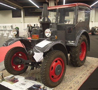 Traktoren - Retro Classics Bavaria 2017