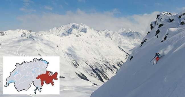 Davos Klosters - nejvýše položené lyžařské město